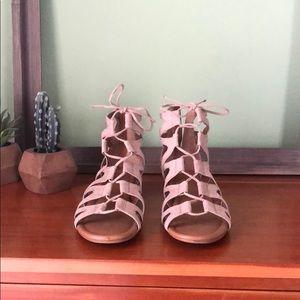 Sage Wedge Gladiator Sandal